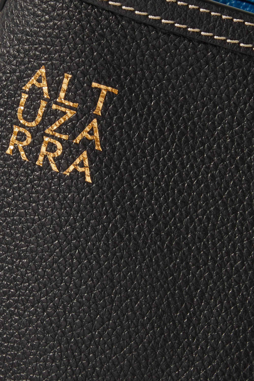 Altuzarra Sac porté épaule réversible en cuir texturé Duo