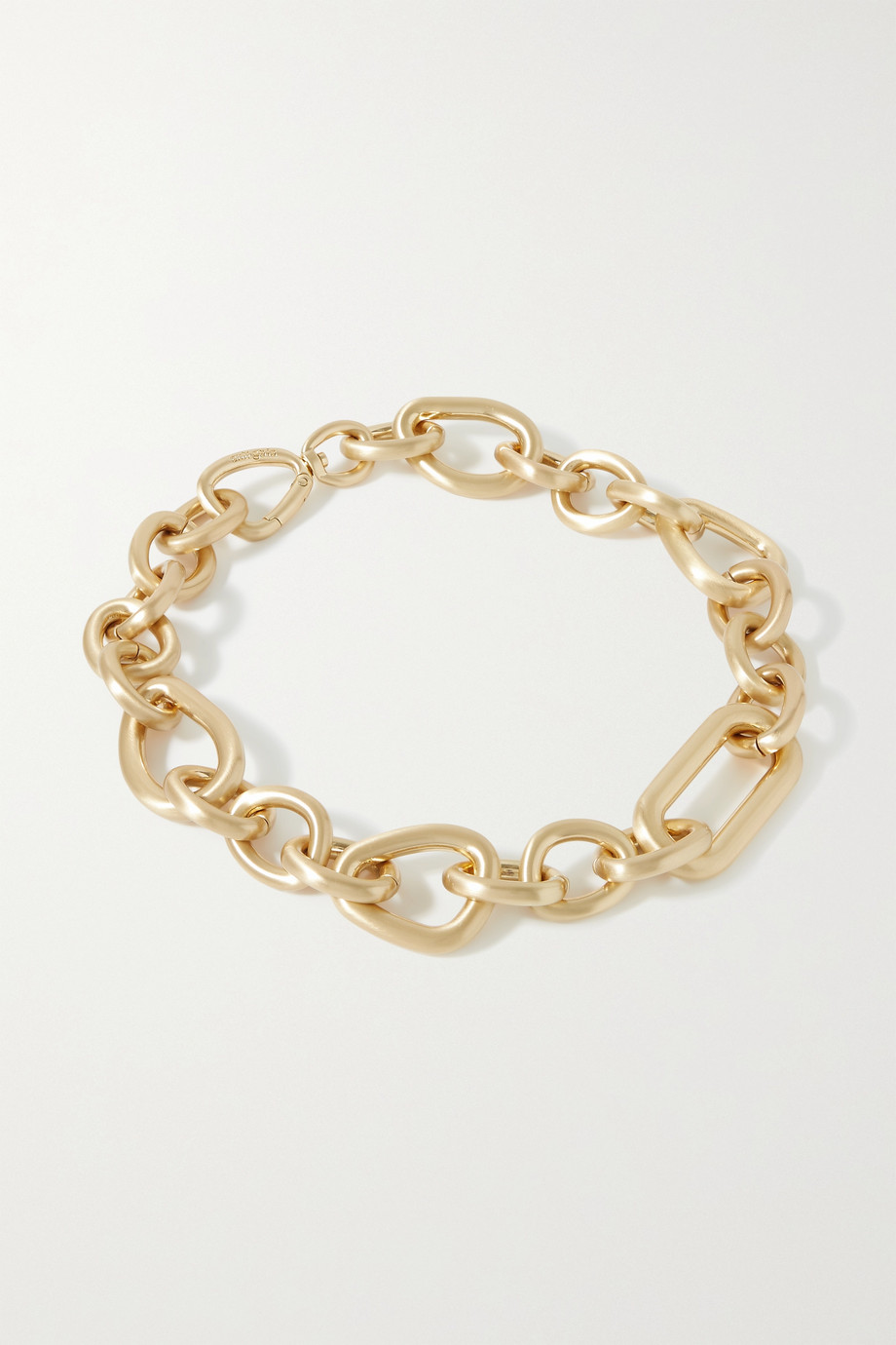 Cult Gaia Reyes gold-tone necklace