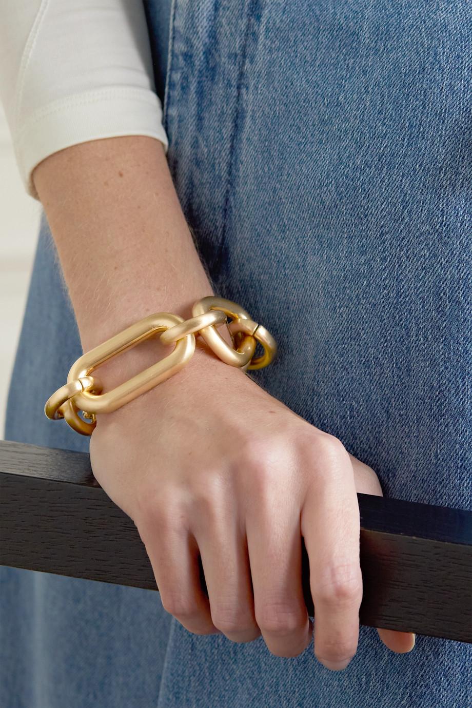 Cult Gaia Reyes gold-tone bracelet