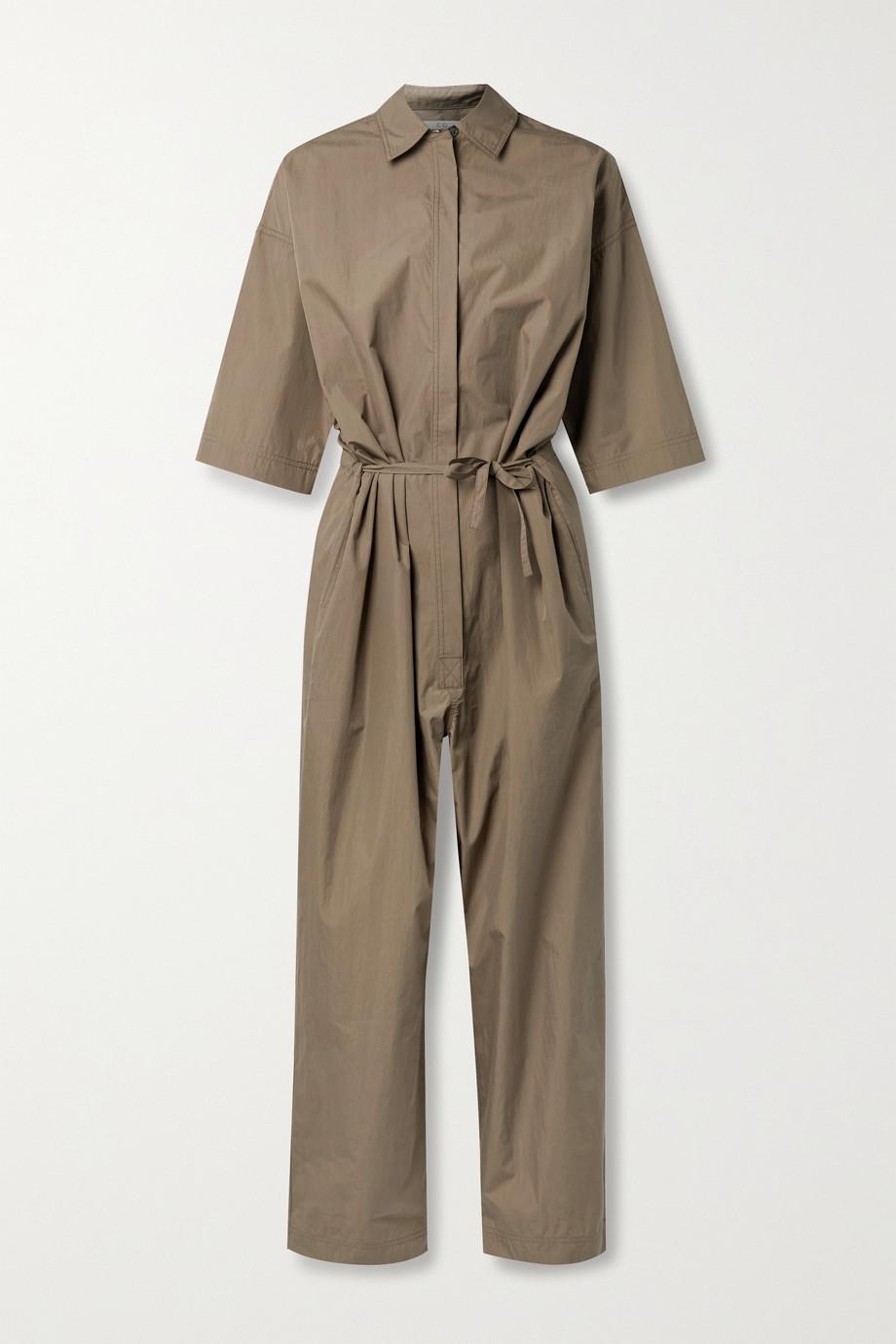 Co Cotton-blend jumpsuit