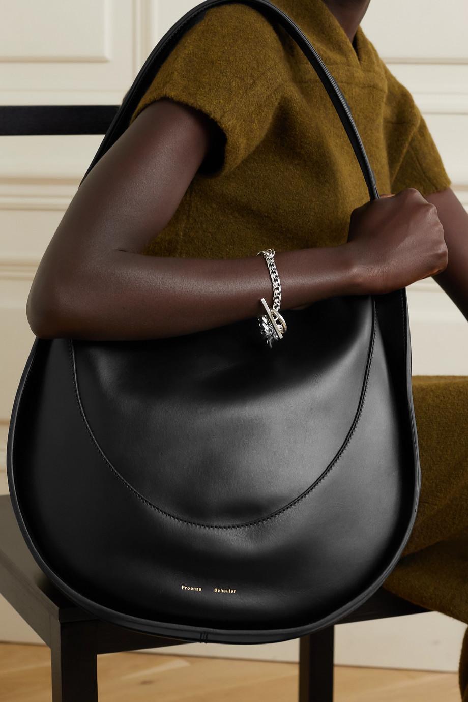 Proenza Schouler Arch large leather shoulder bag