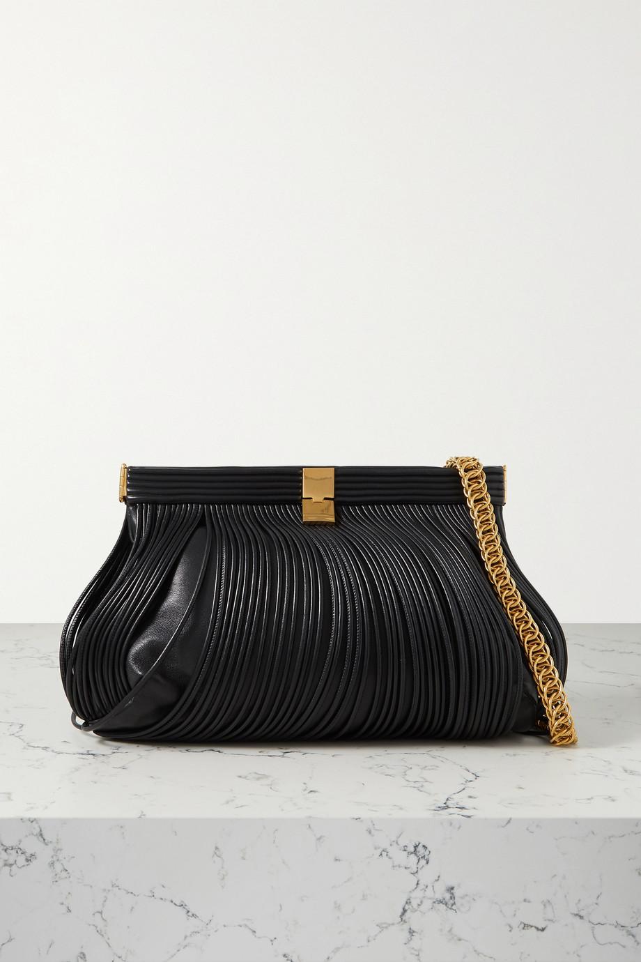 Proenza Schouler Rolo fringed leather shoulder bag