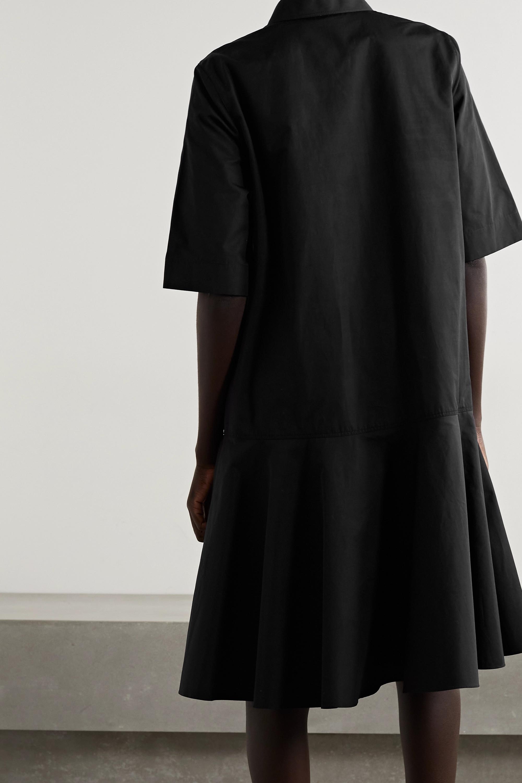 Lafayette 148 Bailey Hemdblusenkleid aus Baumwollpopeline