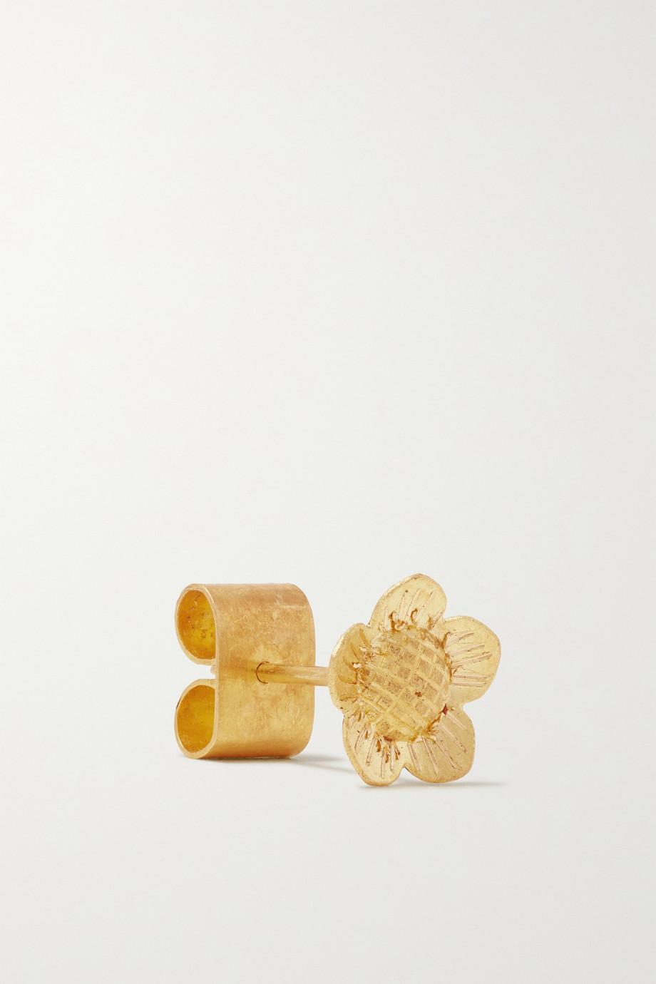 Pippa Small Ohrstecker aus 18 Karat Gold
