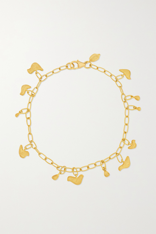 Pippa Small 18-karat gold bracelet