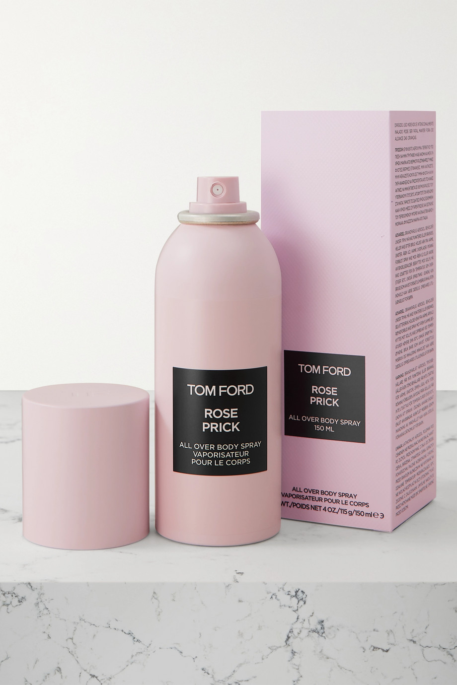 TOM FORD BEAUTY Spray pour le corps, Rose Prick, 150 ml