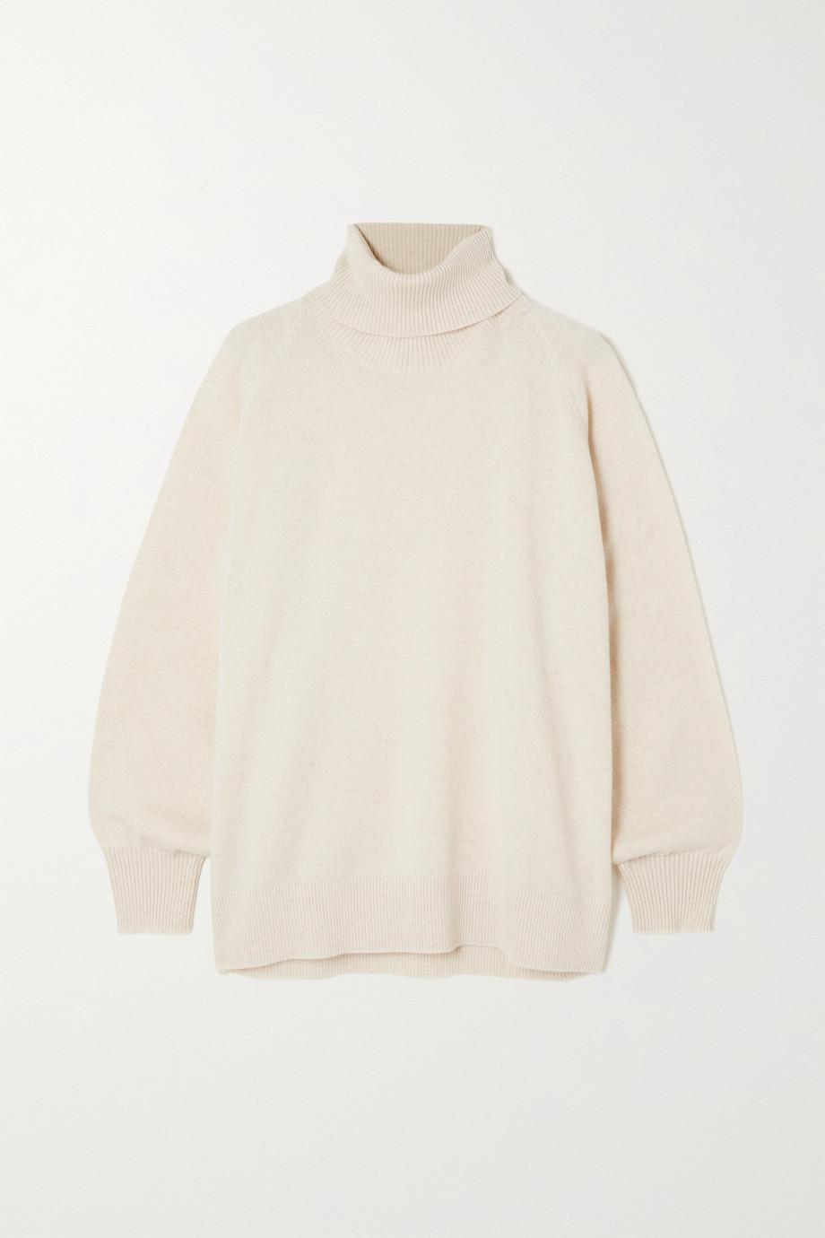 Rosetta Getty Cashmere turtleneck sweater