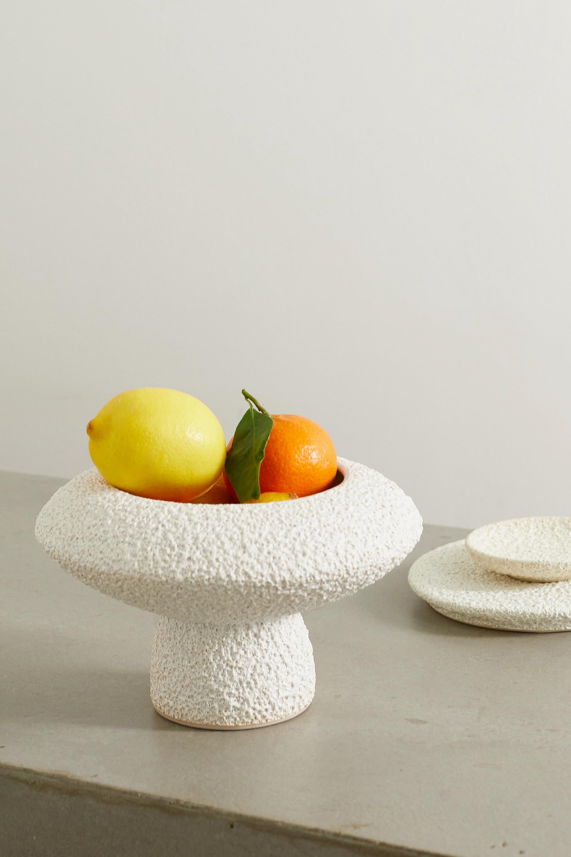 Marloe Marloe Lully glasierte Keramikvase