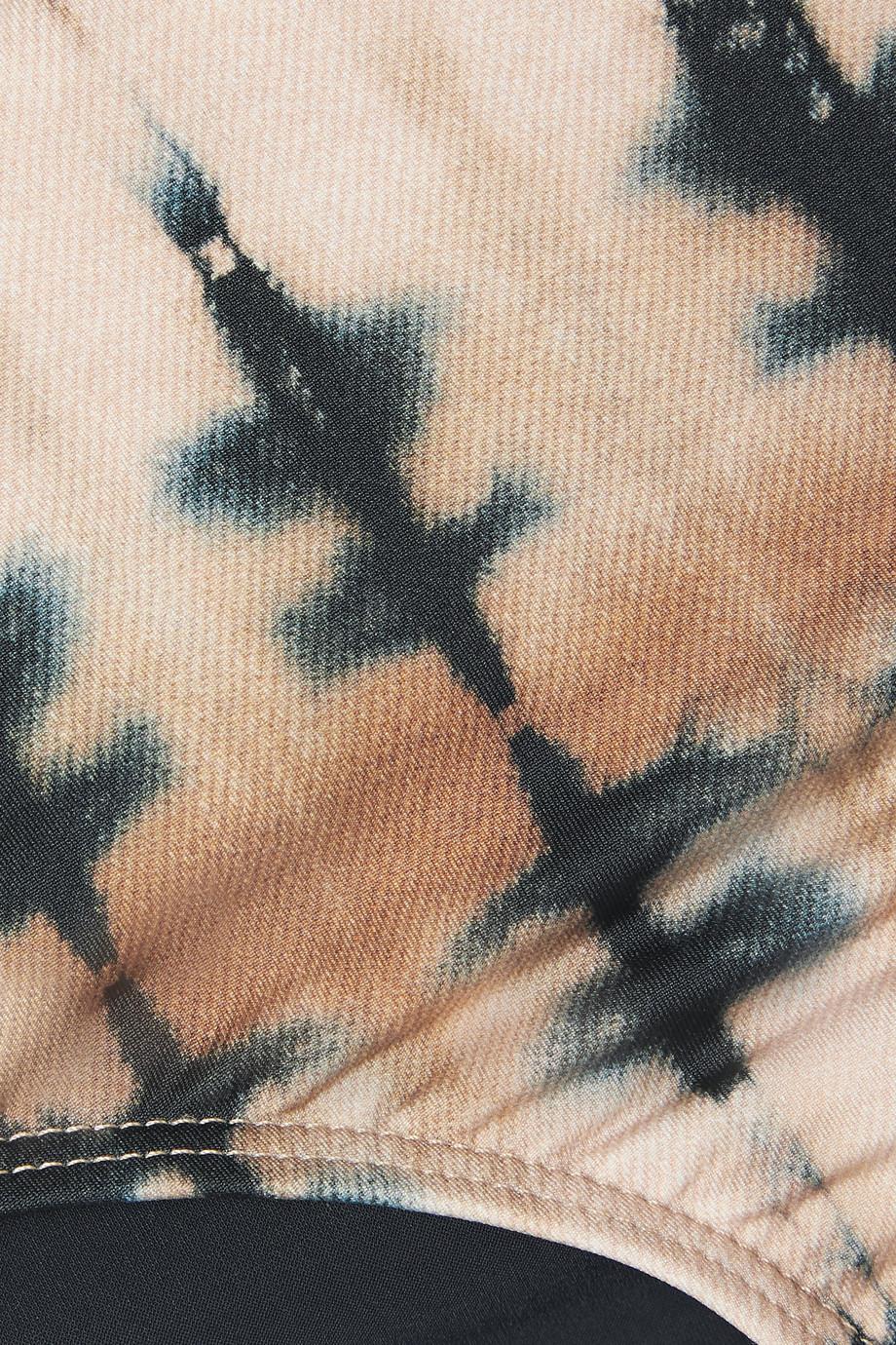 Ulla Johnson Dani tie-dyed bikini briefs