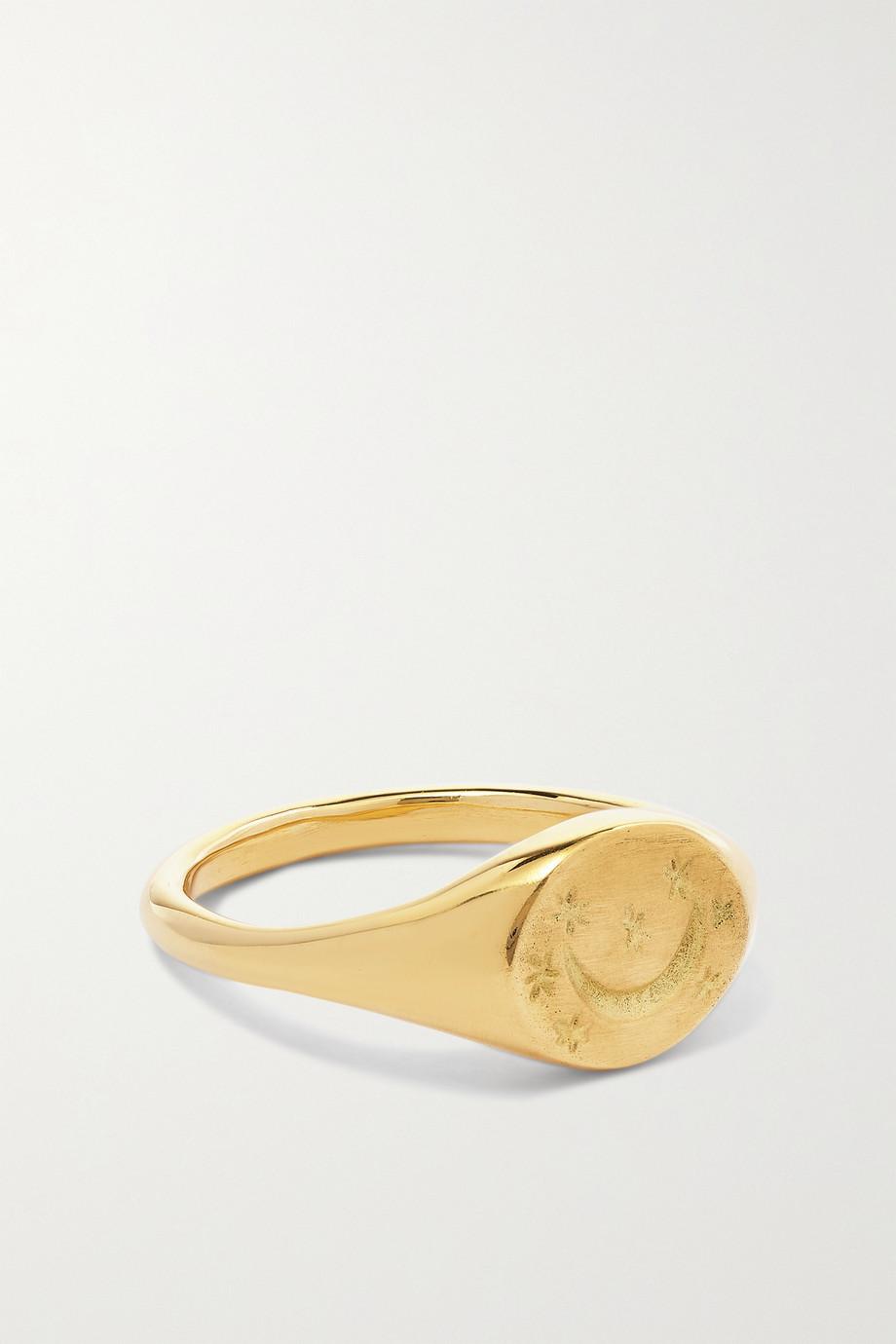 Dubini 18-karat gold ring