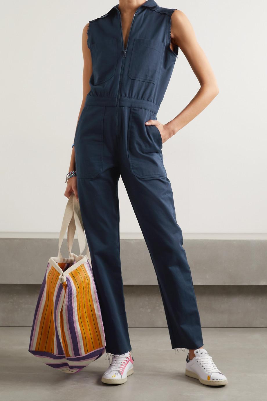 Rivet Utility Combi-pantalon en serge de coton effilée Boss - NET SUSTAIN