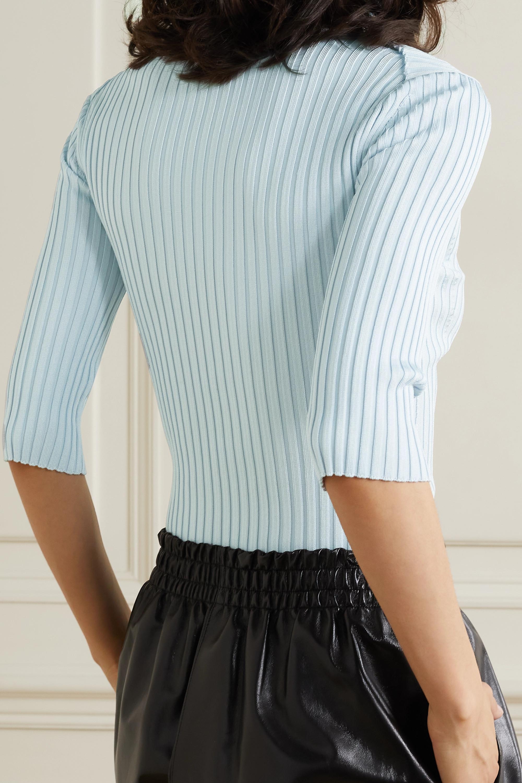 Proenza Schouler Ribbed-knit top