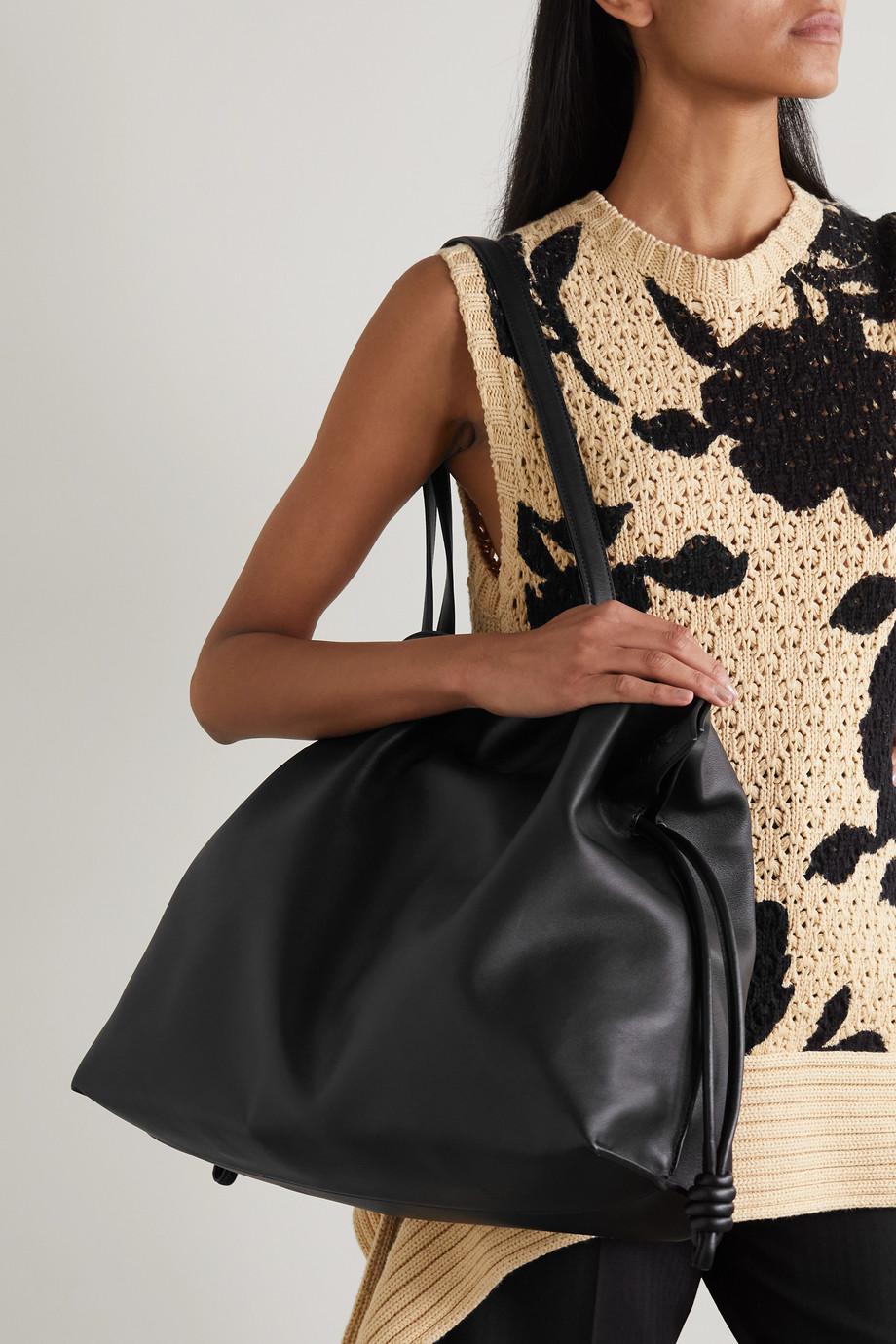 Loewe Flamenco XL leather tote