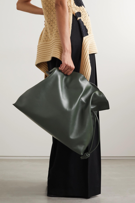 Loewe Sac en cuir Flamenco XL