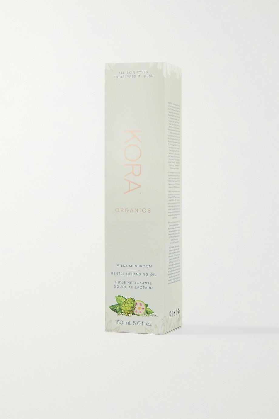 KORA Organics Milky Mushroom Gentle Cleansing Oil, 150ml