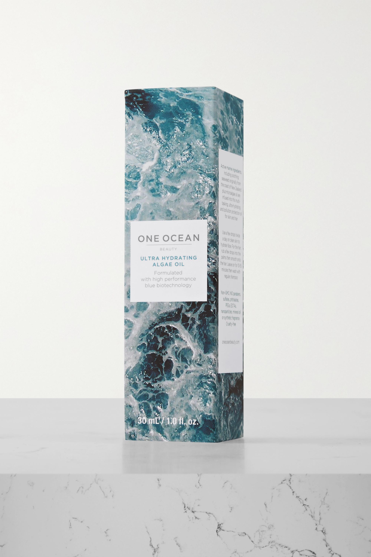 One Ocean Beauty Ultra Hydrating Algae Oil, 30 ml – Gesichts- und Haaröl