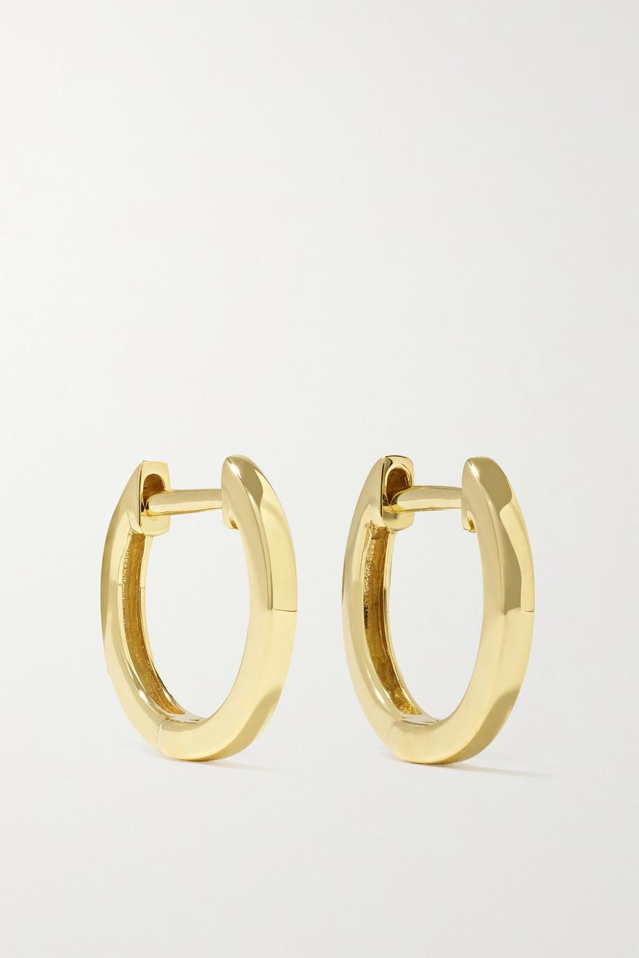 Anita Ko Huggies 18-karat gold hoop earrings
