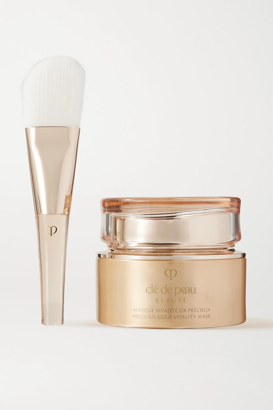 Clé de Peau Beauté Precious Gold Vitality Mask, 75ml