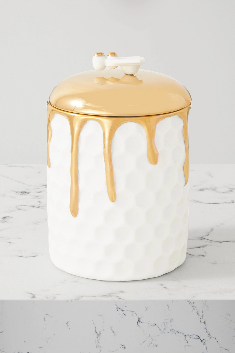 L'Objet Beehive scented candle, 295g