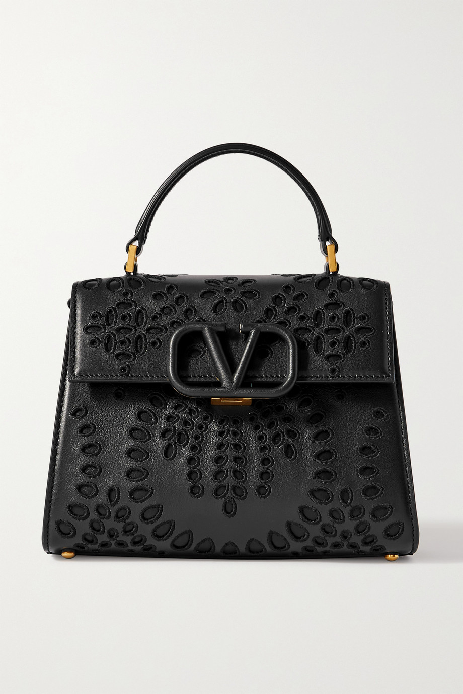 Valentino Sac en broderie anglaise de cuir VSLING Valentino Garavani