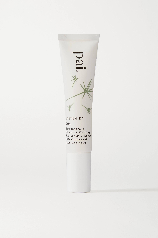 Pai Skincare + NET SUSTAIN System D Schisandra & Ceramide Cooling Eye Serum, 15 ml – Augenserum