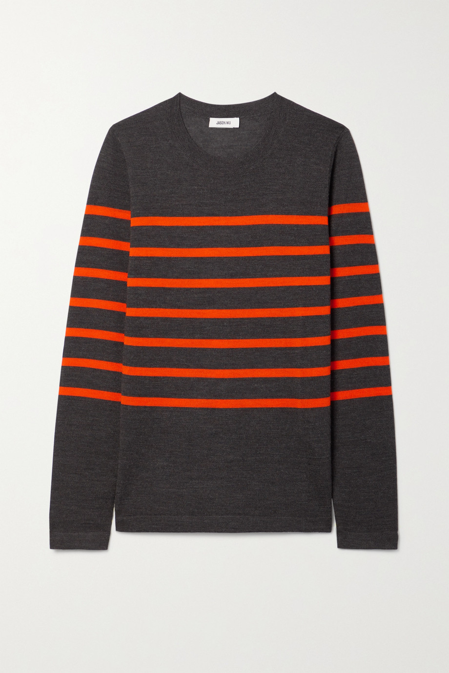 Jason Wu Pull en laine à rayures