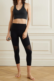 Alo Yoga Cropped stretch tank