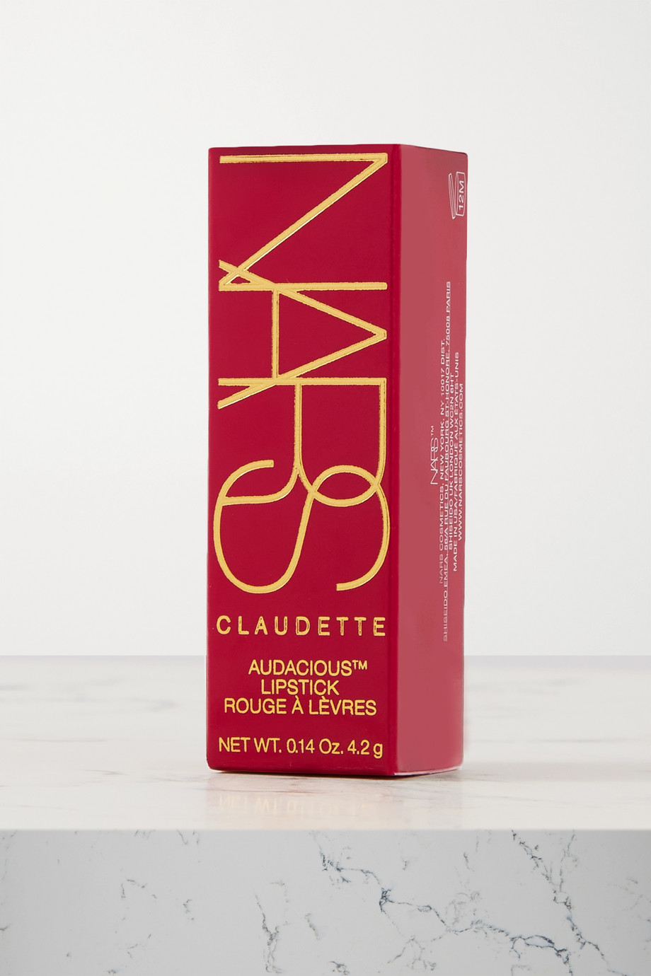 NARS Audacious Lipstick - Claudette
