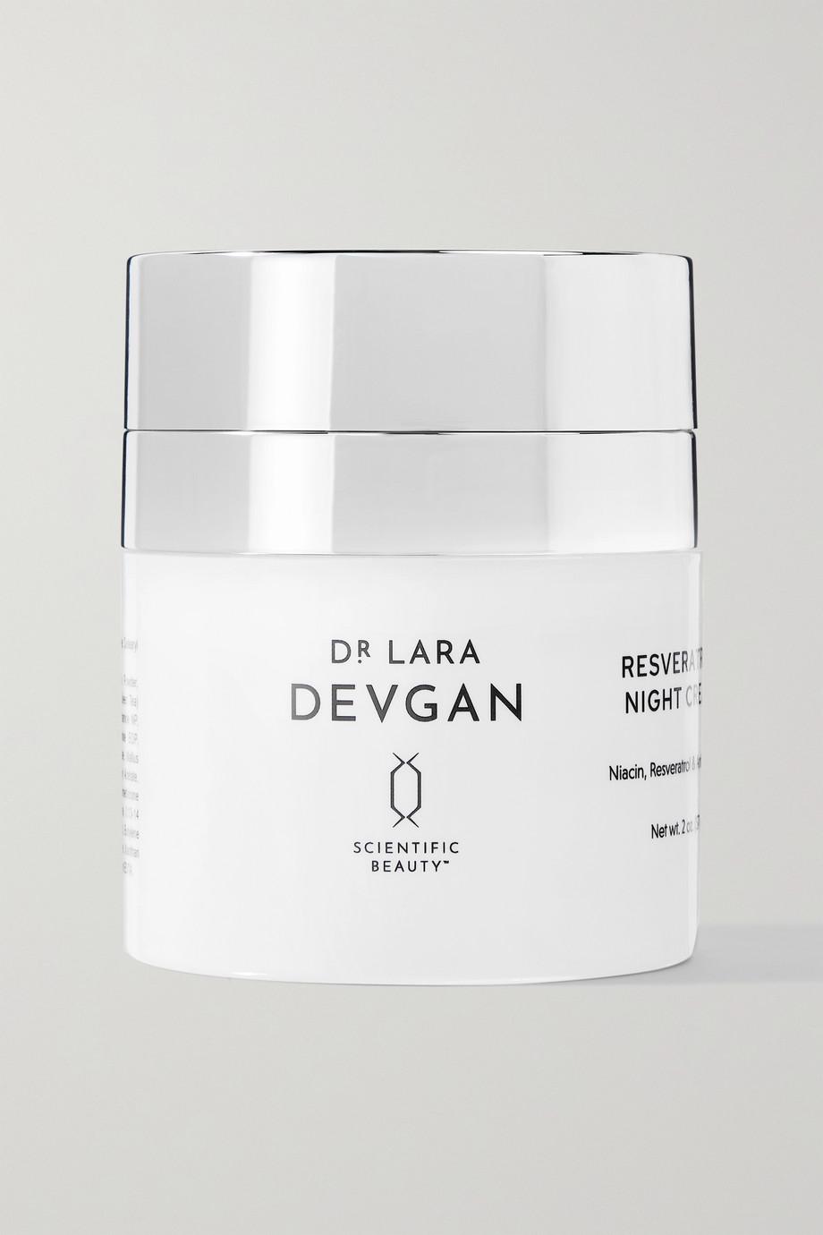 Dr Lara Devgan Resveratrol Night Cream, 57 g – Nachtcreme