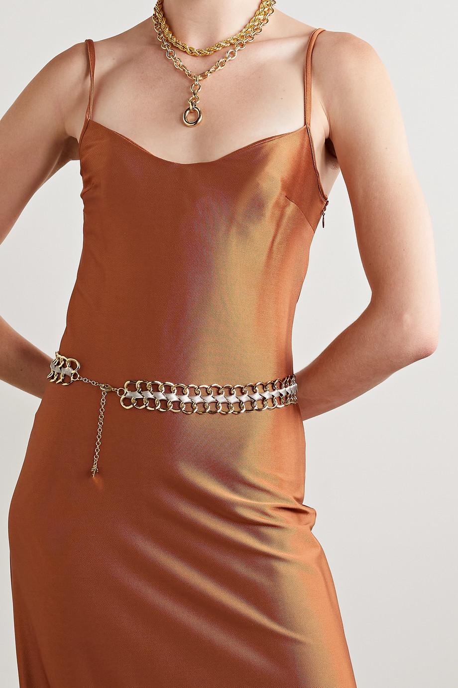 Rosantica Genoveffa gold-tone belt