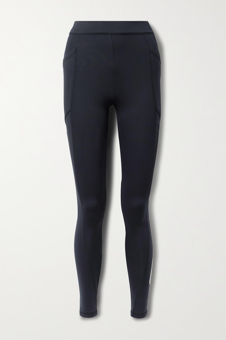 Stella McCartney Legging en jersey technique imprimé Scuba