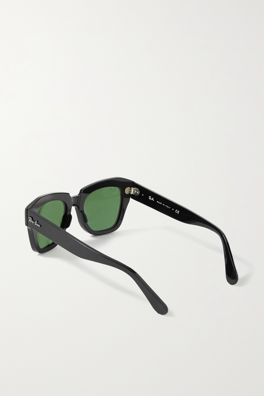 Ray-Ban State Street square-frame acetate sunglasses