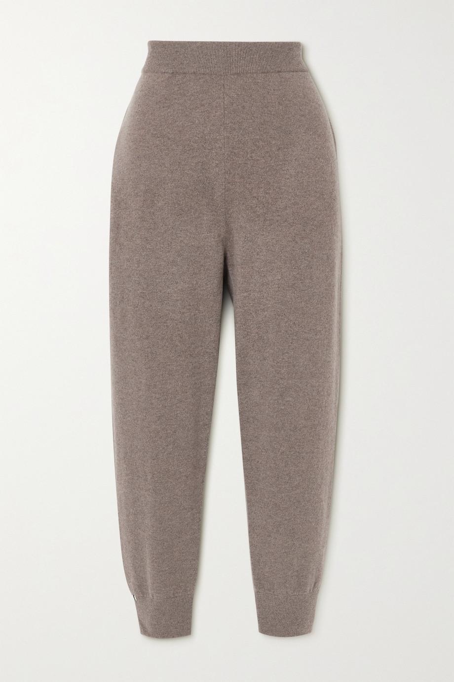 Extreme Cashmere Pantalon de survêtement en cachemire mélangé N°56 Yogi