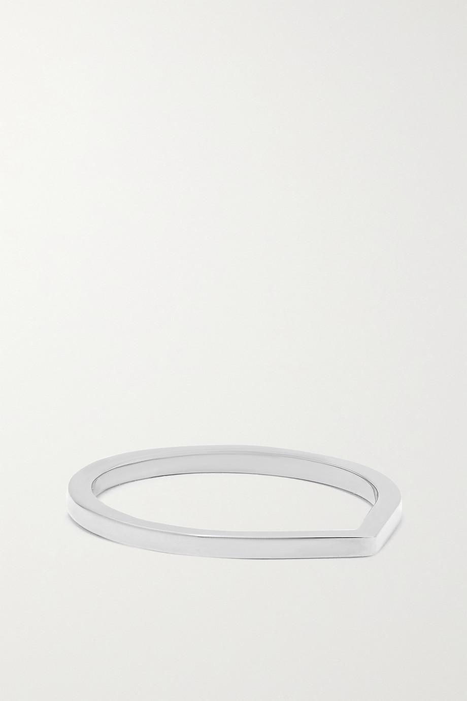 Repossi Antifer 18-karat white gold ring