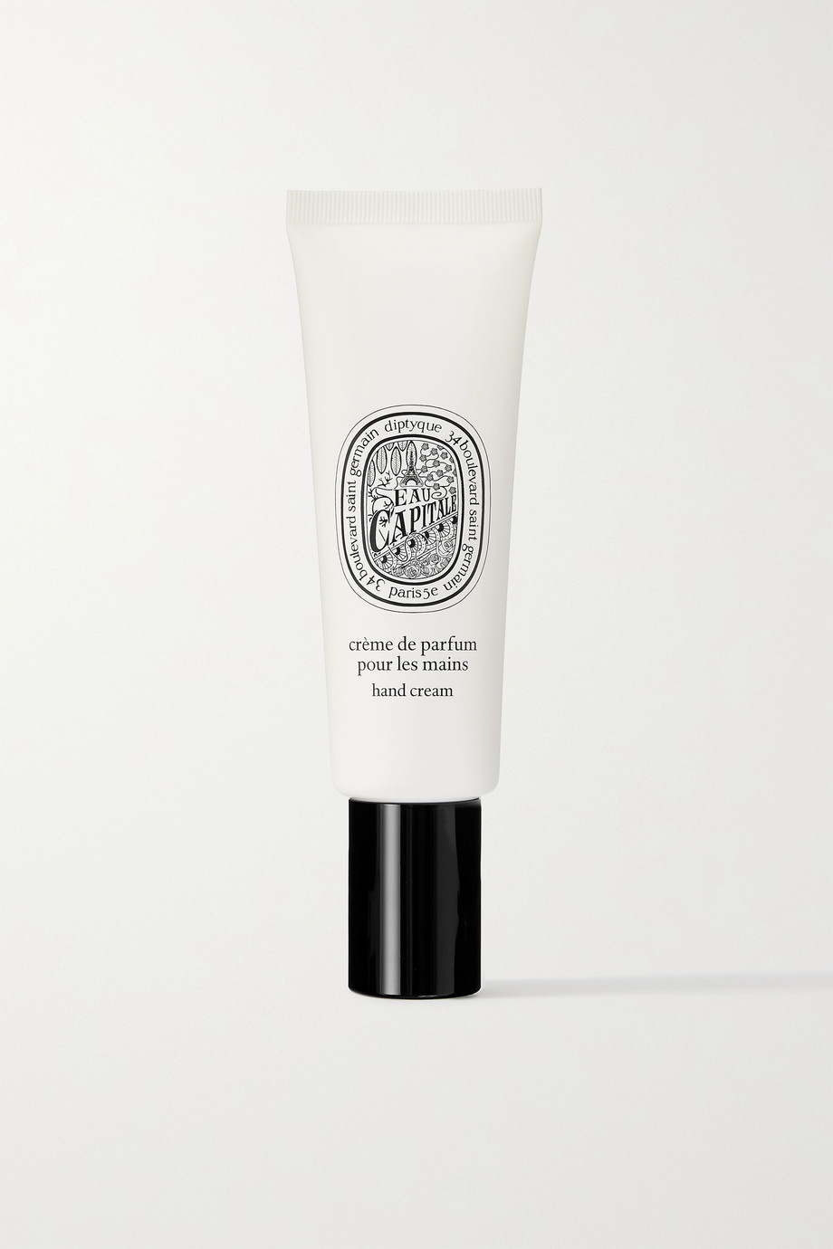 Diptyque Hand Cream – Eau Capitale, 45 ml – Handcreme