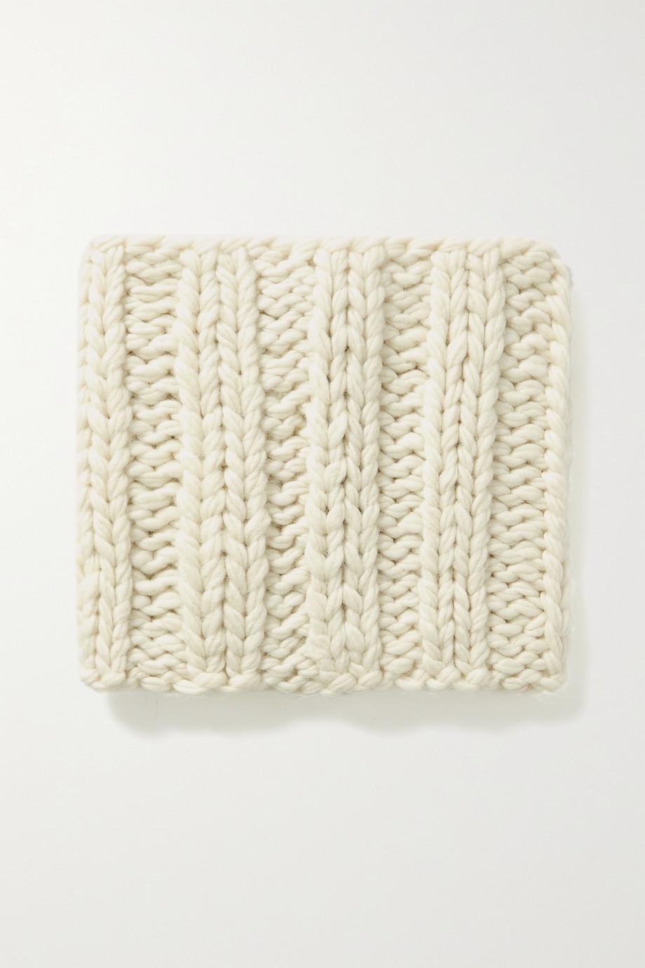 JW Anderson Schlauchschal aus gerippter Wolle