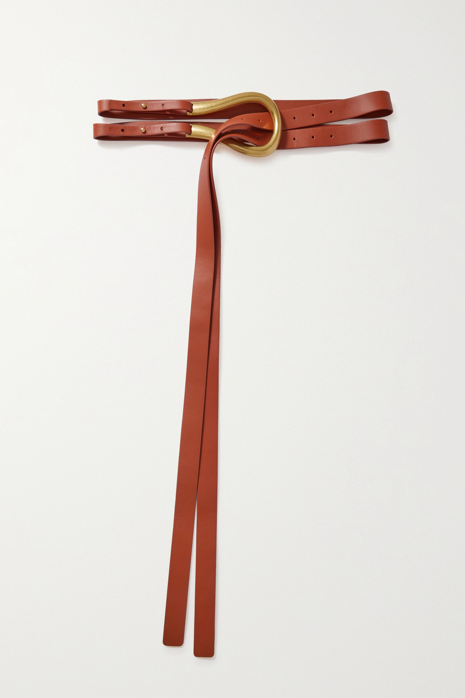 Bottega Veneta Leather waist belt