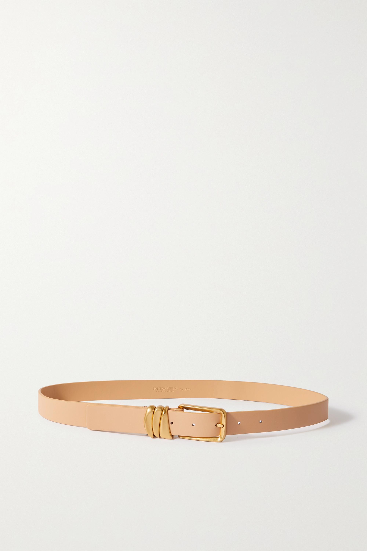Bottega Veneta - Leather waist belt