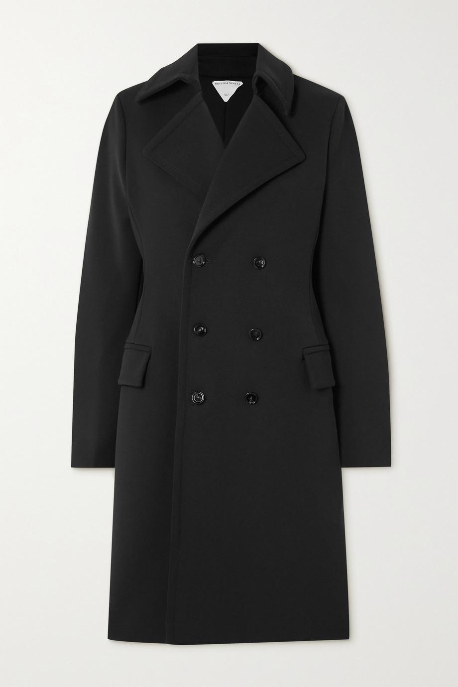 Bottega Veneta Double-breasted wool-blend coat