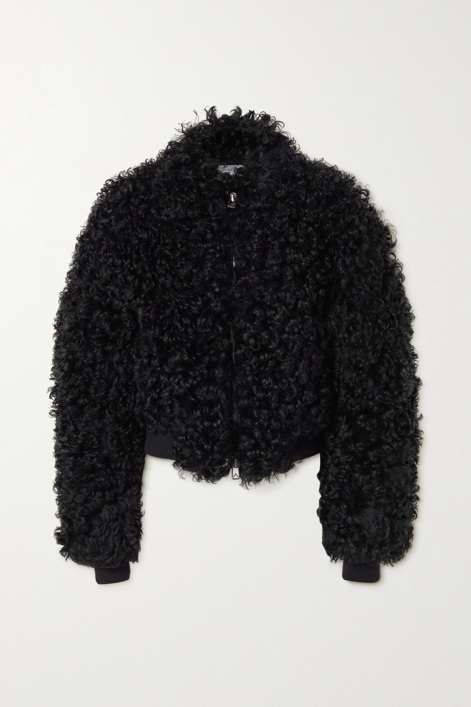 Bottega Veneta Shearling bomber jacket