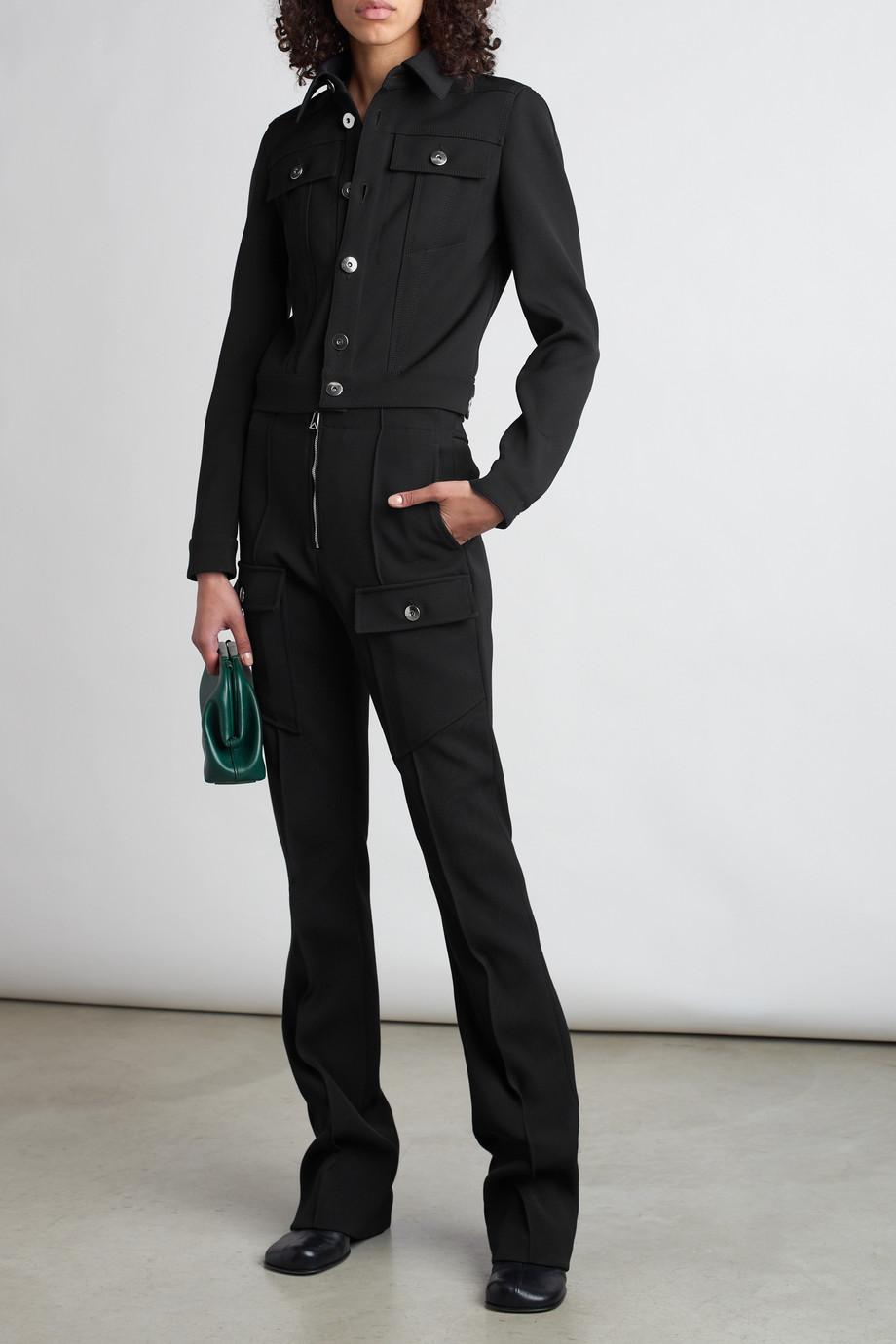 Bottega Veneta Wool-blend jacket