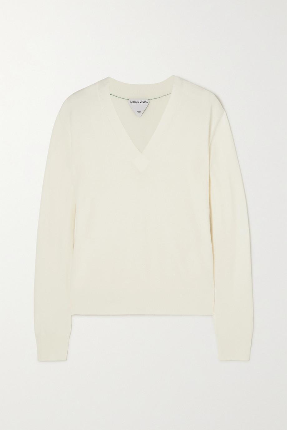 Bottega Veneta Wool-blend sweater