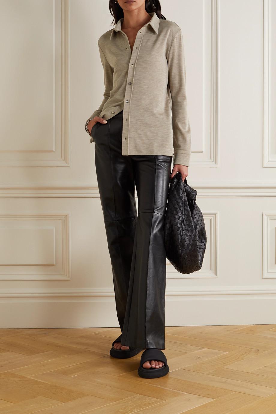 Bottega Veneta Wool shirt