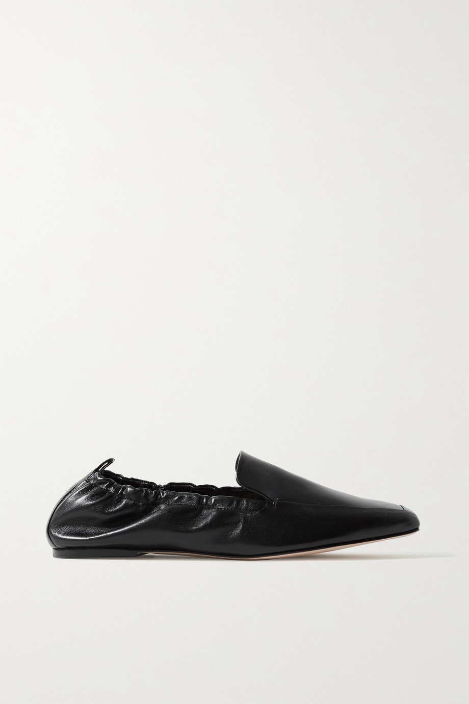 Porte & Paire Leather loafers