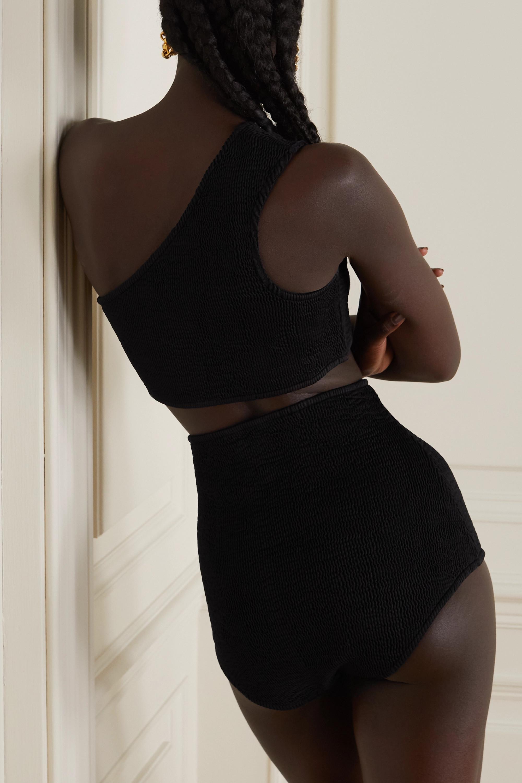 Bottega Veneta Bikini asymétrique en crépon