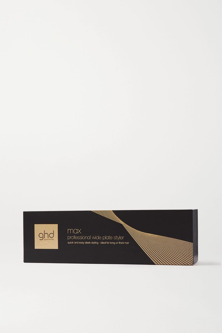 ghd Max Professional Wide Plate Styler - UK 3-pin plug
