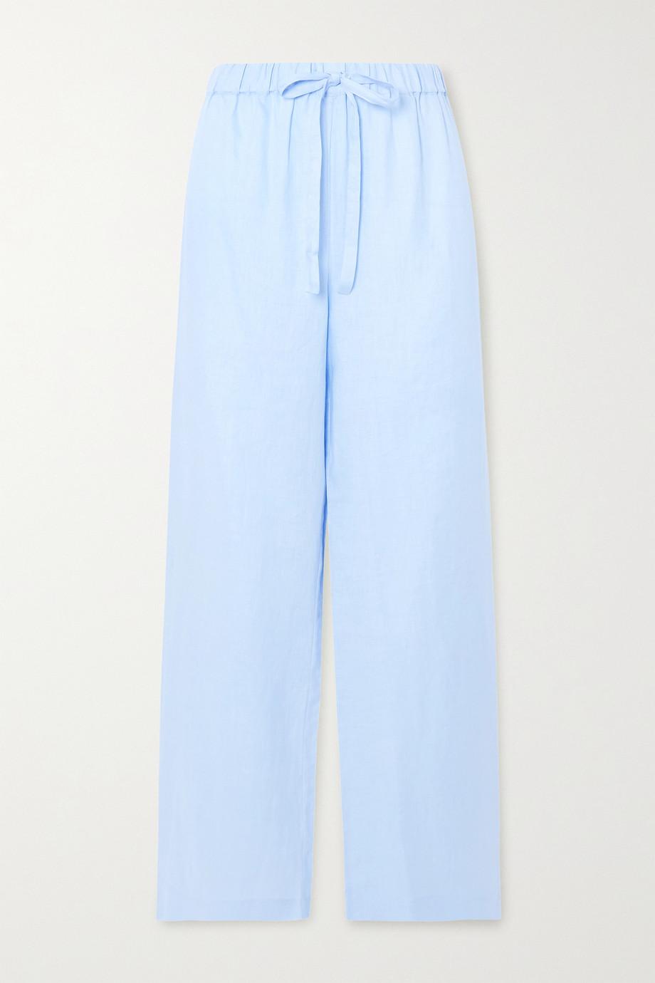 Maison Essentiele Everly Pyjama-Hose aus Leinen