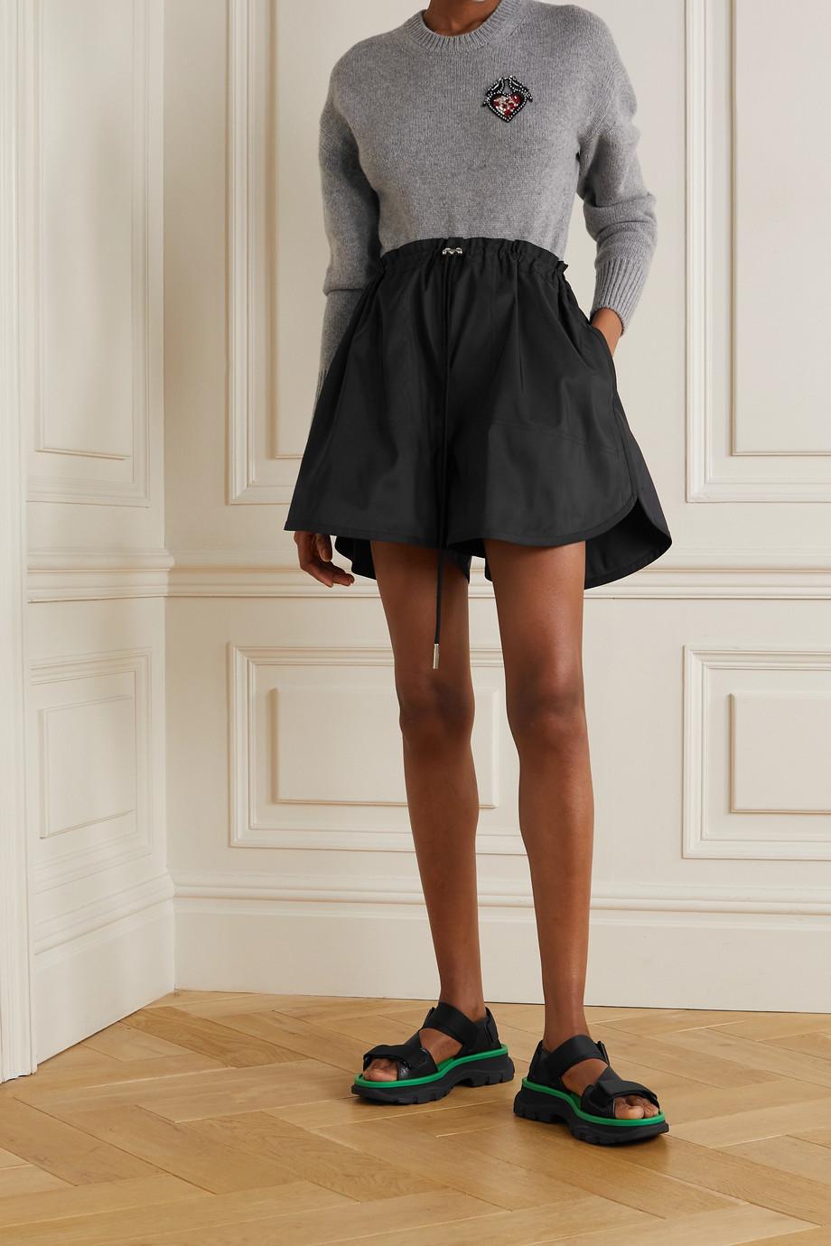 Alexander McQueen Shorts aus Shell