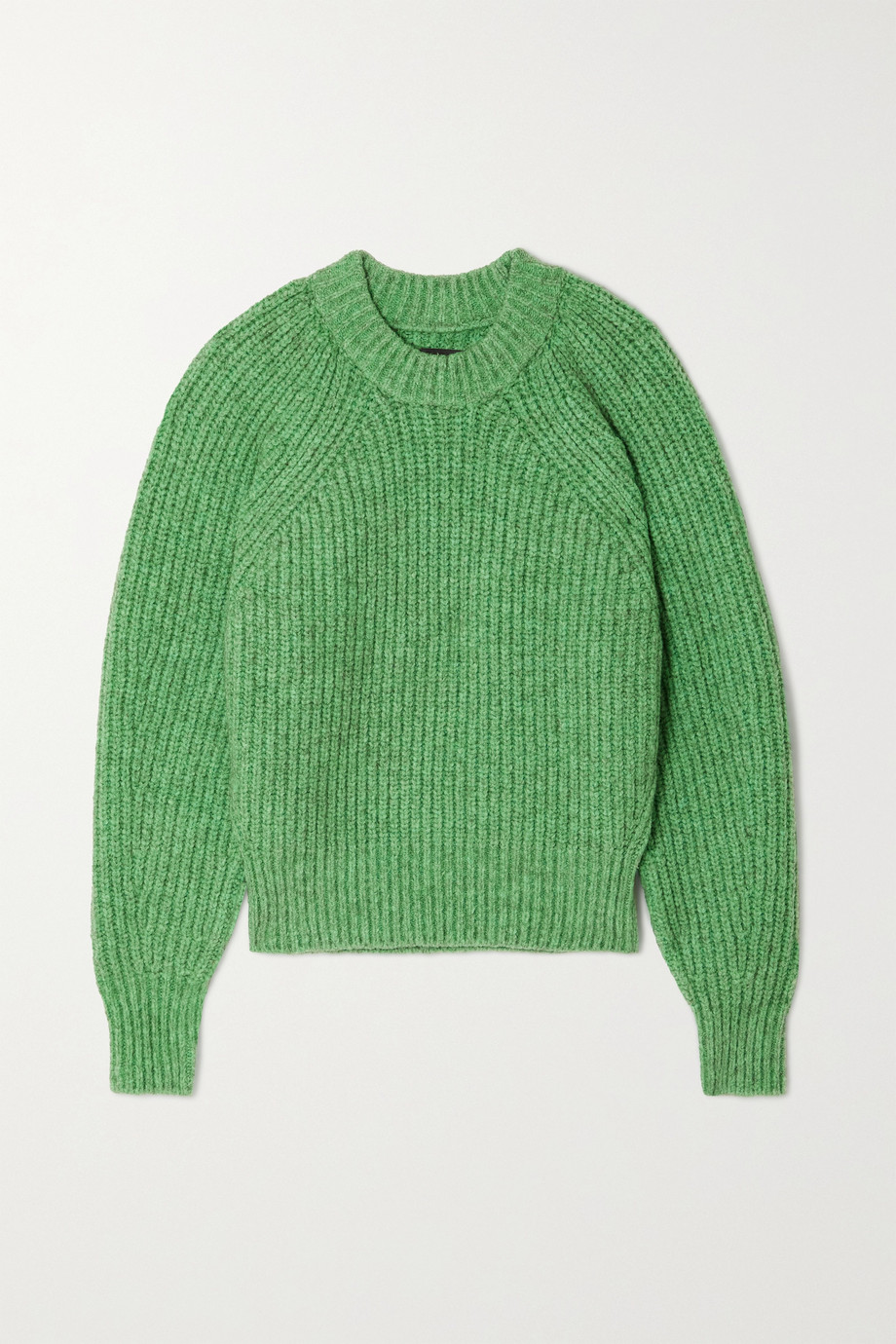 Isabel Marant Rosy ribbed cotton-blend sweater