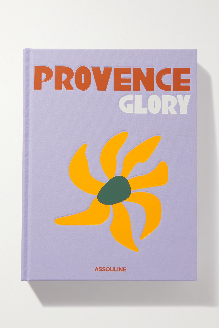 Assouline Provence Glory by François Simon hardcover book